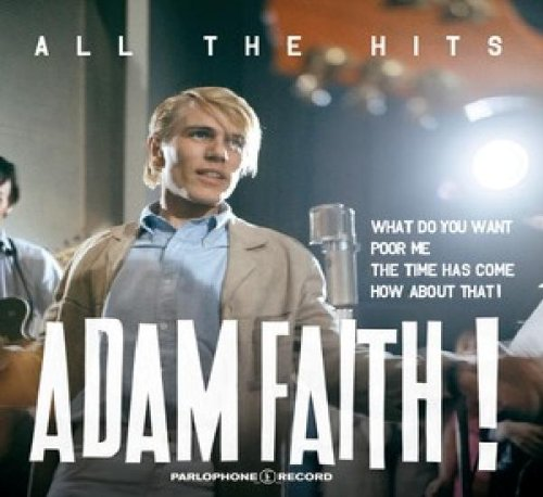 Adam Faith - Evergreen Top 1000 Dossier - 2014 - Zortam Music