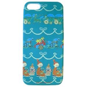 Moomin iPhone5 ケース ミイ&ミムラ