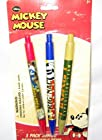 Disney Mickey Mouse - 3 Pack Jumbo Retractable Pens