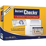 VersaCheck Instant Checks Form # 3001 Personal Wallet Check, Blue Graduated,250 Sheets/750 Checks