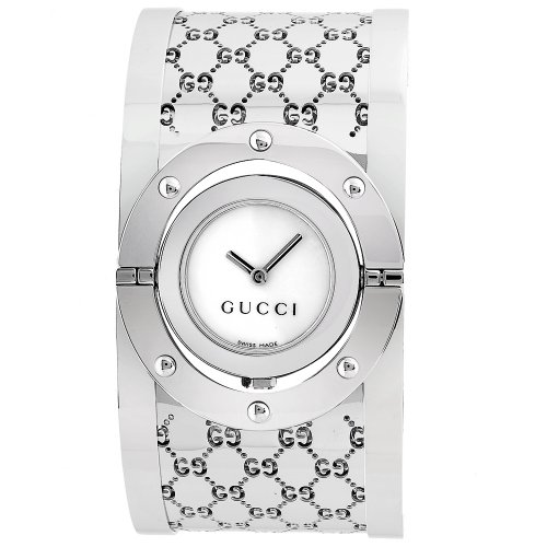 Gucci Womens YA112413 Twirl Watch