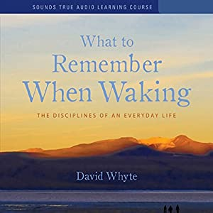 What to Remember When Waking Audiobook