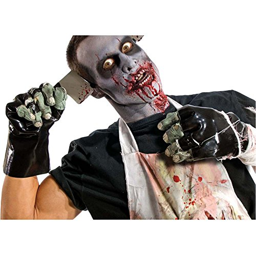 Zombie Butcher Molded Gloves