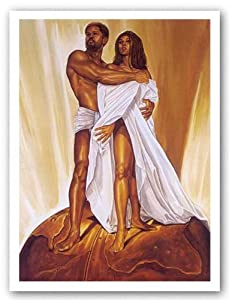 Power of Love by WAK - Kevin A. Williams - 37 x 23 1/2 inches - Fine Art Print / Poster