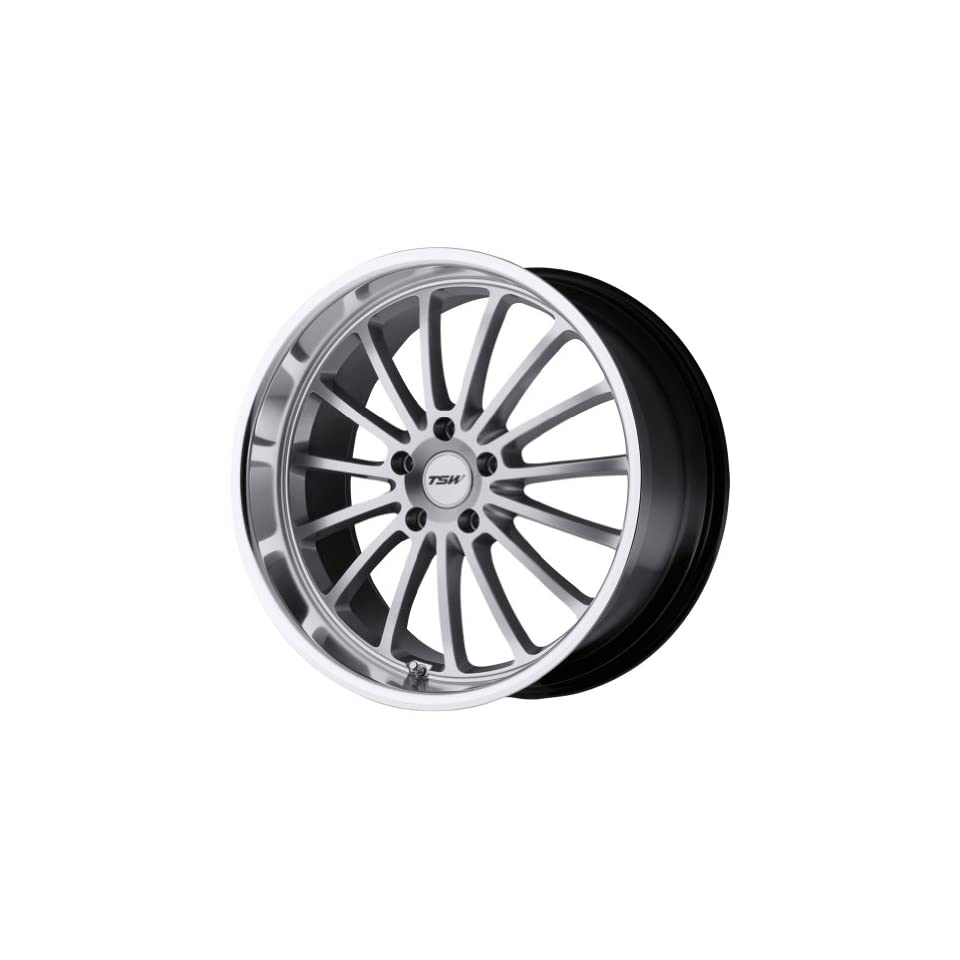 TSW Alloy Wheels Zolder Hyper Silver Machined Wheel (20x10/5x114.3mm)