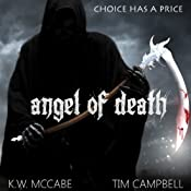 Angel of Death: Thomas Lord of Death, Book 2 | K. W. McCabe