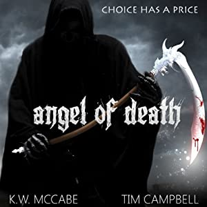Angel of Death: Thomas Lord of Death, Book 2 | [K. W. McCabe]