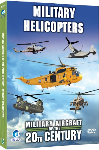 Military Aircraft Of The 20th Century - Helicopters [DVD]
