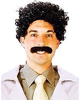 Eurasian Traveler Wig and Moustache