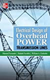 9780071771917: Electrical Design of Overhead Power Transmission Lines