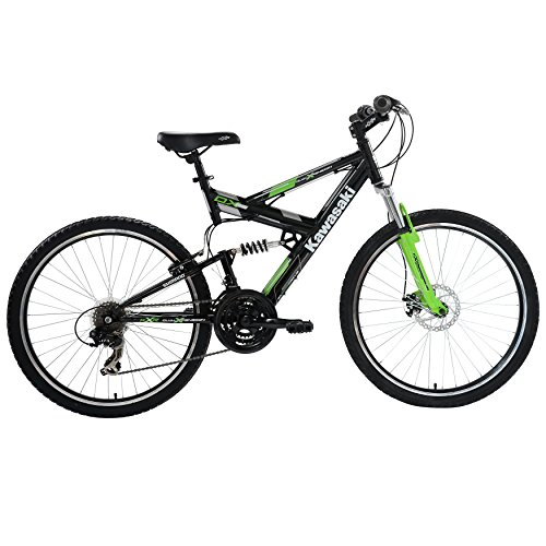 Bikes Mountain Kdx1 26 Kawasaki DX Full Suspension