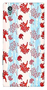 WOW Printed Designer Mobile Case Back Cover For Sony Xperia Z5