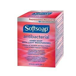 Softsoap 01904 Crisp Clean AB Hand Soap, 800 ml (Case of 12)
