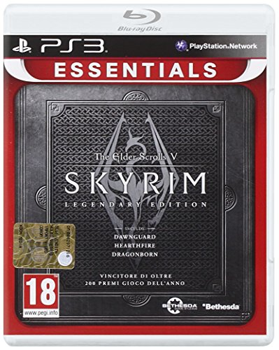The Elder Scrolls V: Skyrim Legendary Edition - Essentials - PlayStation 3