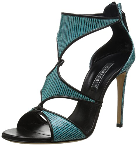 Casadei-Womens-Strappy-Snake-Dress-Sandal