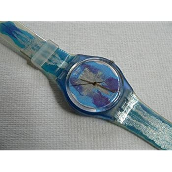 Vintage Swatch Watch GZ 118