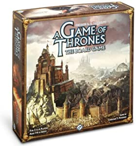 Buy Fantasy Flight Games - Fantasy Flight Games A Game Of Thrones: The Board Game