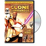 Star Wars: The Clone Wars - Clone Commandos (TV Series Season 1, Vol. 2)by Tom Kane