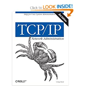 TCP/IP Network Administration Craig Hunt