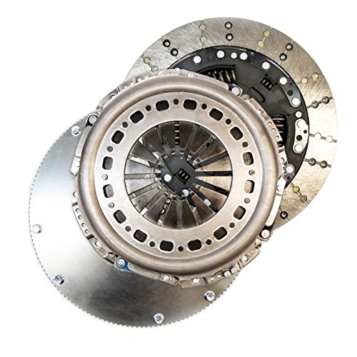 South Bend Organic Clutch Kit W/ Flywheel, 01-05 Chevrolet/GMC 6.6L Duramax, ZF-6 Transmission SDM0105OK (Duramax Flywheel compare prices)