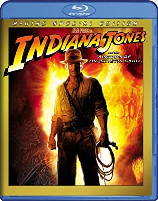 Indiana Jones and the Kingdom of the Crystal Skull [Blu-ray] by Paramount
