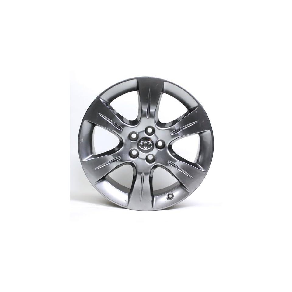 19 Toyota Sienna 2011 Factory Oem Wheel #69582
