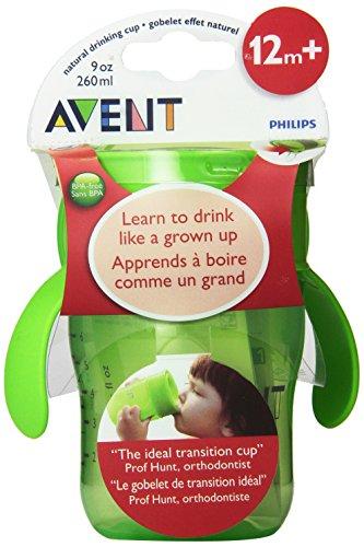 凑单品:PHILIPS 菲利浦 Avent 新安怡 Natural Drinking Cup 自然学饮杯 260ml $4.99