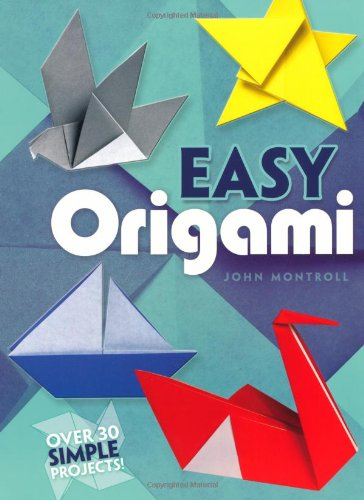 Easy Origami (Dover Craft Books)