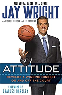 Book Cover: Attitude: Develop a Winning Mindset on and off the Court