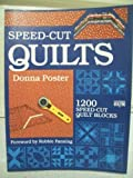 img - for Speed-Cut Quilts (Creative Machine Arts Series) by Donna Poster (1989-10-02) book / textbook / text book