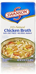 Swanson Chicken Broth, 32 Fl Oz