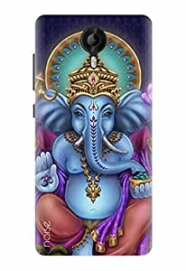 Noise Designer Printed Case / Cover for Micromax Canvas Amaze 2 / Festivals & Occasions / Ganesha Design