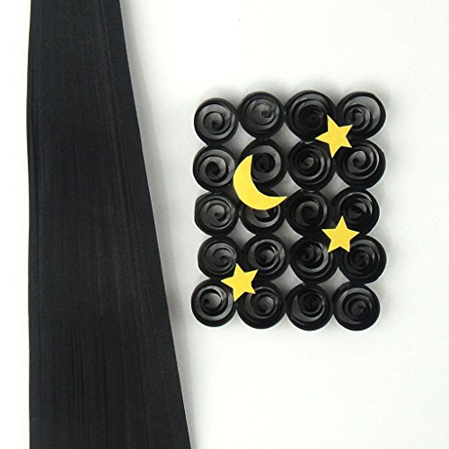 Quill On Quill On Quilling Paper, Black