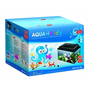 Best review aqua szut rectangular aqua glass fish tank for for Fish tanks for kids