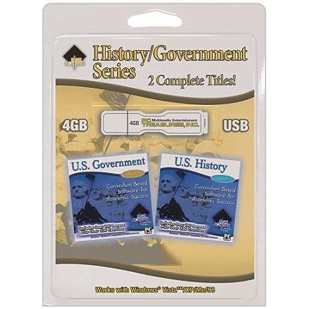 HA-History/Government Series - USB