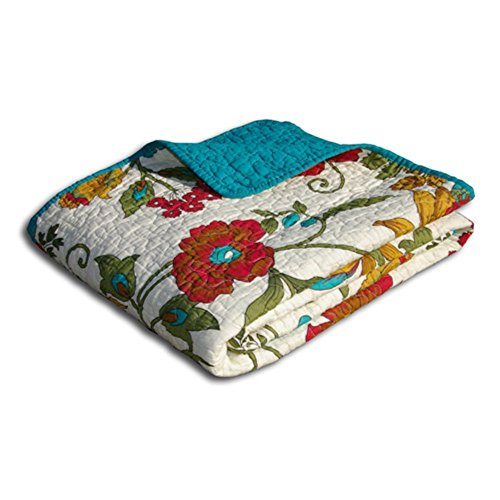 Buy Greenland Home Clearwater Quilted Throw