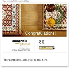 Congratulations (Haldi) - E-mail Amazon.in Gift Card