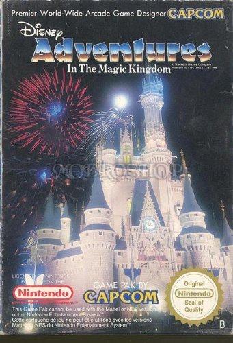 Disney Adventures in the Magic Kingdom