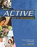 img - for ACTIVE Skills for Communication, Book 2 book / textbook / text book
