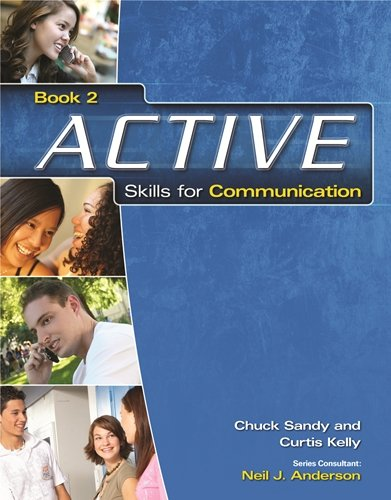 Active Skills for Communication. Book 2