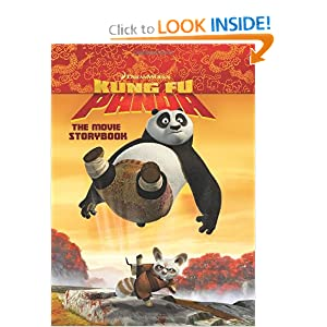 Kung Fu Panda the Movie Storybook CATHERINE HAPKA