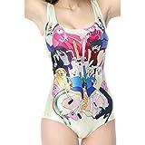 Sheoutfit Women's Hot One-Piece Swimsuit Swimwear