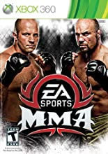 EA Sports MMA(Mixed Martial Arts)(輸入版:北米・アジア)