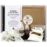 Standing Stone Farms Basic Beginner Cheese Making Kit - Mozzarella, Burrata, Burricota, Chevre, Ricotta, Marscapone & Butter!