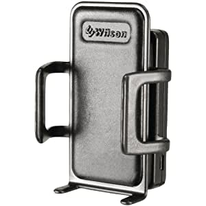 Wilson Electronics 815125 Sleek 4G-V Smart Technology II Signal Booster for 700/800/1,900 Mhz Frequencies (Booster Only) - Retail Packaging - Black
