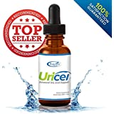 Uricel the #1 Uric Acid Lowering Formula | High Potency Key Ingredients Designed to Lower Uric Acid, Relieve Gout Pain, Reduce Gout Swelling and Prevent Gout Attacks, 14 Day Cleanse