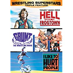 Wrestling Superstars Collection