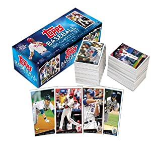 2009 Topps MLB Factory Set Retail Cards by Sports Images