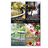 Elizabeth Jane Howard Elizabeth Jane Howard Cazalet Chronicle 4 Books Set, (Marking Time, Comfusion, The Light Years and casting off)