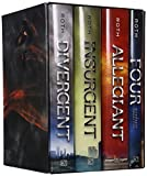Divergent Series Ultimate Four-Book Box Set: Divergent, Insurgent, Allegiant, Four by Veronica Roth